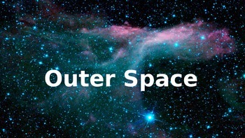 Outer Space PowerPoint