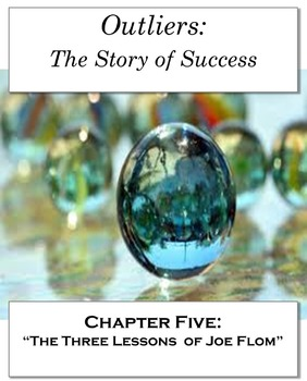 """Outliers: The Story of Success Chapter Five """"Joe Flom"""" 50"""