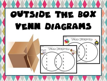 Outside the Box Venn Diagrams