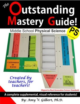 Outstanding Mastery Guide - 8th Grade - Physical Science