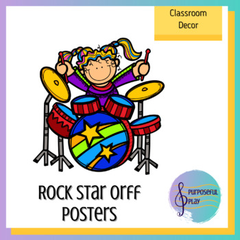 Outstanding Orff (Rock Star Theme)
