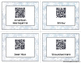 Over and Under the Snow QR Code Task Cards and Activities