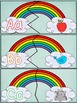 Over the Rainbow Number and Letter Puzzles