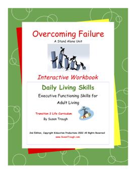 Overcoming Failure Workbook-Daily Living Skills