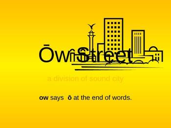 Ow (O) Street (Sound City)