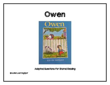 Owen Shared Reading