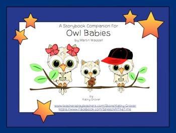 Owl Babies A Storybook Companion