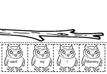 Owl Babies Book Activities
