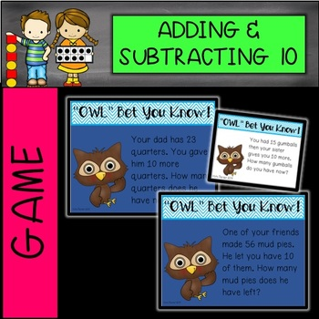 Word Problems Game