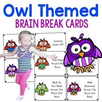 Owl Brain Breaks