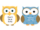 Owl Bulletin Board Cut Outs