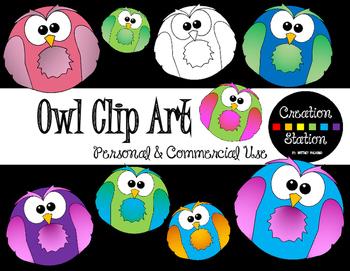 Owl Clip Art - 87 Images!