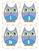 Owl Lowercase Flashcards