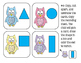 Owl Math Centers