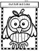 Owl Math and Literacy Mini-Pack