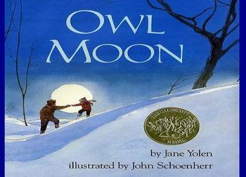 Owl Moon FULL Story PowerPoint Presentation
