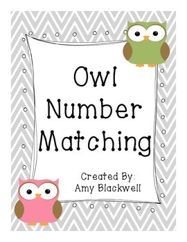 Owl Number Matching