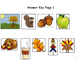 Owl, Owl, What Do You See?  Fall Vocabulary- Interactive B