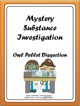 Owl Pellet Dissection & Investigation