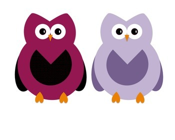 Owl Printables/Classroom Decor/Classroom Labels/Set of 8