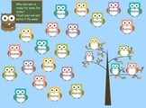 Owl Smartboard Attendance