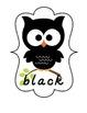 Owl Teach You Color!