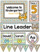 Owl Theme Labels and Templates: make supply labels, poster
