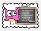 Owl Themed Standards for Mathematical Practices Common Cor