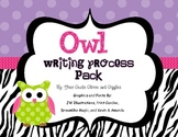 Owl Writing Process Pack