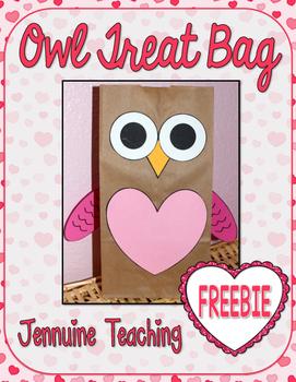 Owl You Need Is Love FREEBIE