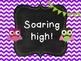 Owl and Chalkboard Behavior Clip Chart