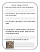 Owl at Home Comprehension Questions