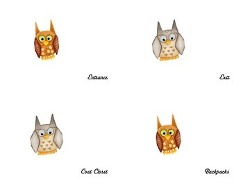 Owl signs