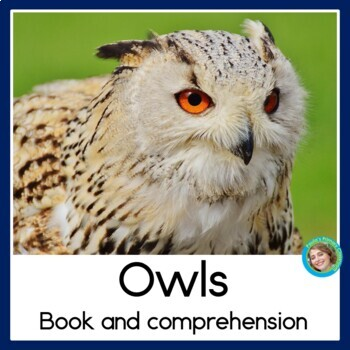 Owls Non-Fiction / Science Reader