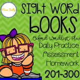 Oxford Sight Word Books 200-300 -- For daily practice and