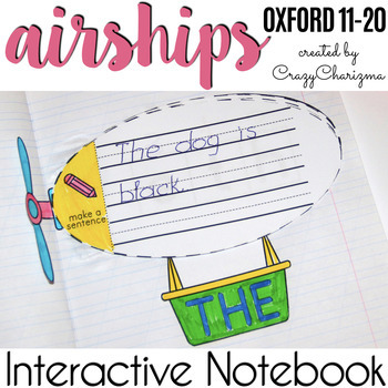 Oxford Word Activities - Airships {11-20}