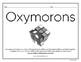Oxymorons: SERIOUS FUN!