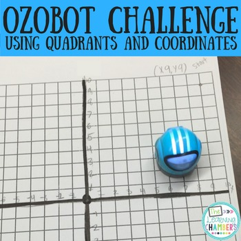 Ozobot Coordinate Challenge