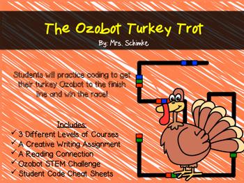 Ozobot Turkey Trot