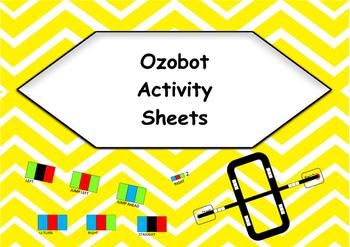 Ozobot activity sheets