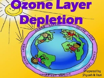 Ozone Layer Depletion - Causes / Affecting factors /Ozone