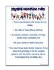 P.E. Rules and Expectations