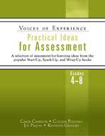 Practical Ideas for Assessment, Grades 4-8