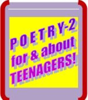 PARCC-ALIGNED POETRY LESSON-2! Poetry For Students & About