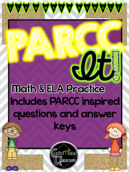 PARCC ELA and Math Bundle