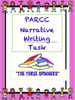 PARCC Like Assessment: Narrative Writing Task