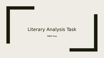 PARCC Literary Analysis PPT