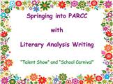 PARCC Literary Analysis Writing