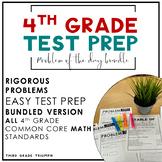 PARCC Math 4th grade