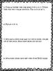 PARCC-like Math Practice: 3rd Grade